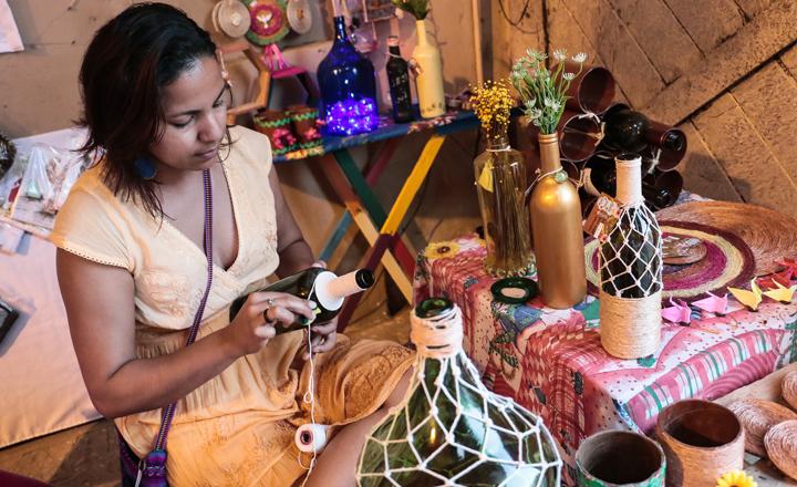 Feira da Mulher Empreendedora é realizada em Caruaru